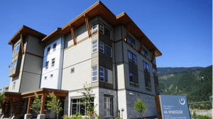 weekend getaway HI Whistler Hostel